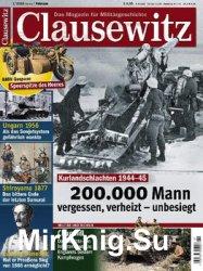 Clausewitz: Das Magazin fur Militargeschichte №1 2018