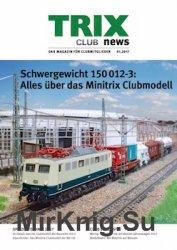 Trix Club News №1 2017