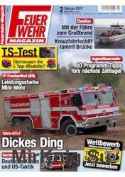 Feuerwehr Magazin 2017-02