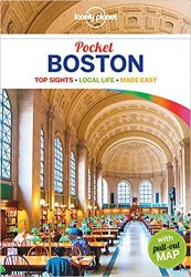 Lonely Planet Pocket Boston, 3 edition