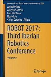 ROBOT 2017: Third Iberian Robotics Conference: Volume 2