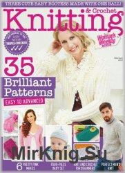 Knitting & Crochet from Woman's Weekly February 2018
