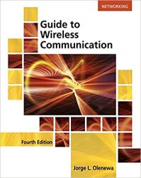 Guide to Wireless Communications, 4th Edition