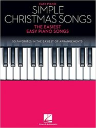 Simple Christmas Songs - The Easiest Easy Piano Songs