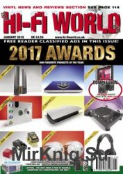 Hi-Fi World - January 2018