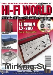 Hi-Fi World - February 2018