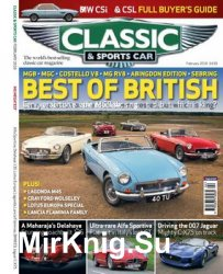 Classic & Sports Car - February 2018 (UK)