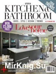 Utopia Kitchen & Bathroom - February 2018
