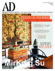 AD Architectural Digest India - January/February 2018