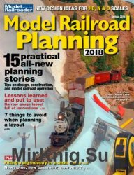 Model Railroad Planning - Annual 2018