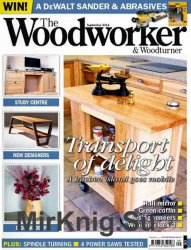 The Woodworker & Woodturner №9 2014