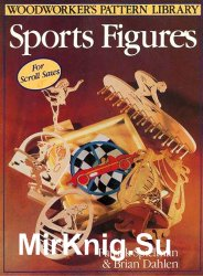 Sports Figures For Scroll Saws