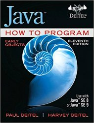 Java How to Program, Early Objects (11th Edition)