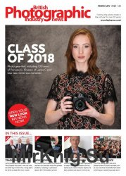 British Photographic Industry News No.2 2018