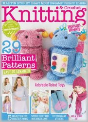 Knitting & Crochet from Woman's Weekly March 2018