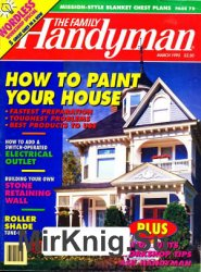 The Family Handyman March 1995