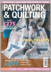 Patchwork & Quilting №290 2018