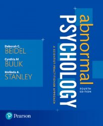 Abnormal Psychology: A Scientist-Practitioner Approach, 4th Edition