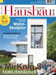 Hausbau - Marz/April 2018