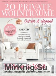 20 Private Wohntraume №2 2018