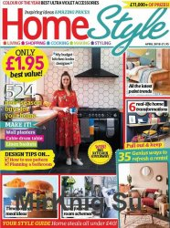 HomeStyle UK - April 2018