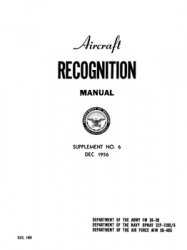 Aircraft Recognition Manual
