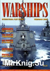 Warships International Fleet Review № 2002/1