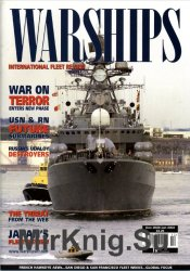 Warships International Fleet Review № 2002/6