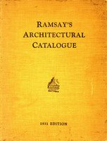 Ramsay's Architectural Catalogue