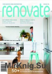 Renovate Magazine Issue 26