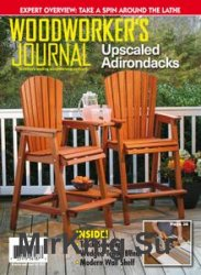 Woodworker's Journal - April 2018