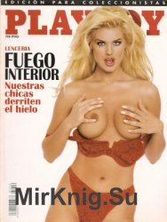 Playboy Gold Spain Issue Lenceria №42 2000