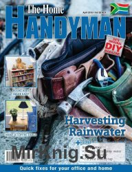 The Home Handyman - April 2018