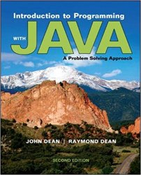 Introduction to Programming with Java: A Problem Solving Approach, 2nd Edition