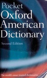 Pocket Oxford American Dictionary, 2nd Edition