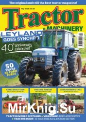Tractor & Machinery Vol. 24 issue 7 (2018/5)