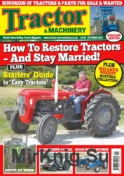 Tractor & Machinery Vol. 19 issue 12 (2013/10)