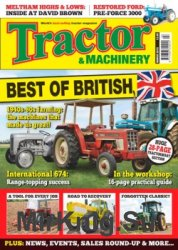 Tractor & Machinery Vol. 21 issue 4 (2015/3)