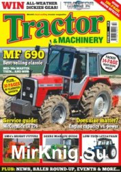 Tractor & Machinery Vol. 21 issue 5 (2015/Spring)