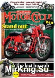 The Classic MotorCycle - May 2018