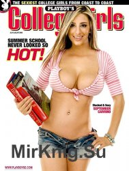 Playboy's College Girls №7-8 2008