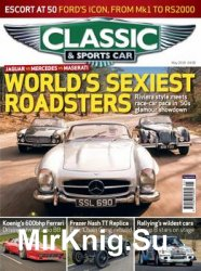 Classic & Sports Car UK - May 2018