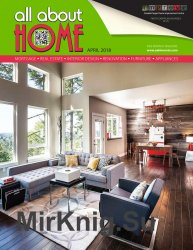 All About Home - April 2018