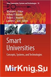 Smart Universities Concepts, Systems, and Technologies (Smart Innovation, Systems and Technologies)