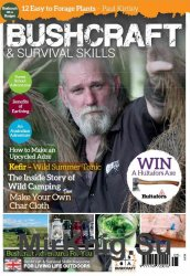 Bushcraft & Survival Skills - Issue 74