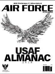 Air Force Magazine №6 2018 USAF Almanac 2018