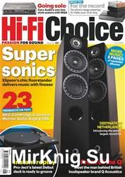 Hi-Fi Choice - June 2018