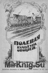 Полевая культура овощей