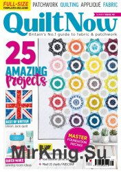 Quilt Now - Issue 49 2018