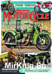 The Classic MotorCycle - June 2018